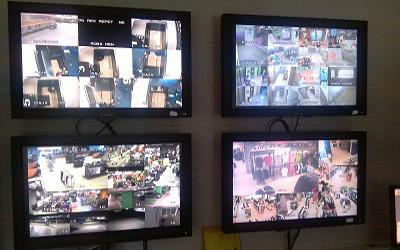 Seguretat i Dades CCTV