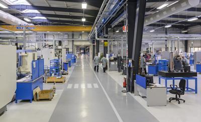baja tensión Instalaciones industriales
